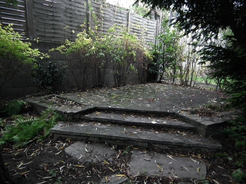 Eigener Gartenteil