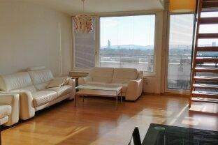 MIET MICH: 4 Zimmer-Maisonetten-Wohnung mit zwei Loggien nahe der Vienna International School (VIS) / U1 - Kagran !