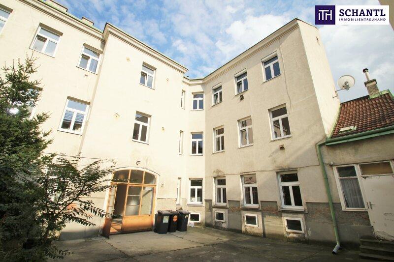 Perfekte Kleinwohnung in voll saniertem Altbauhaus zum Bestpreis! In wenigen Wochen zum Schmuckstück nach Wunsch!