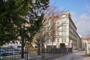 Wohnungspaket (7 unbefristet vermietete Wohnungen) beim Palais Lichtenstein!
