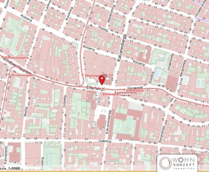 3 Zimmerwohnung WG-geeignet nähe Elterleinplatz /  / 1170Wien / Bild 3