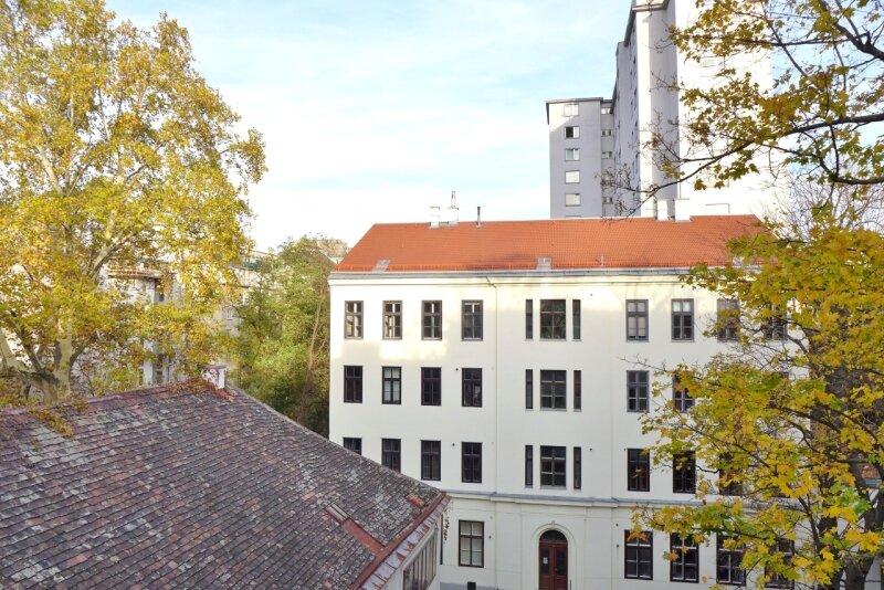 Ruhige Altbauwohnung mit Garten- und Saunamitbenützung /  / 1040Wien / Bild 0