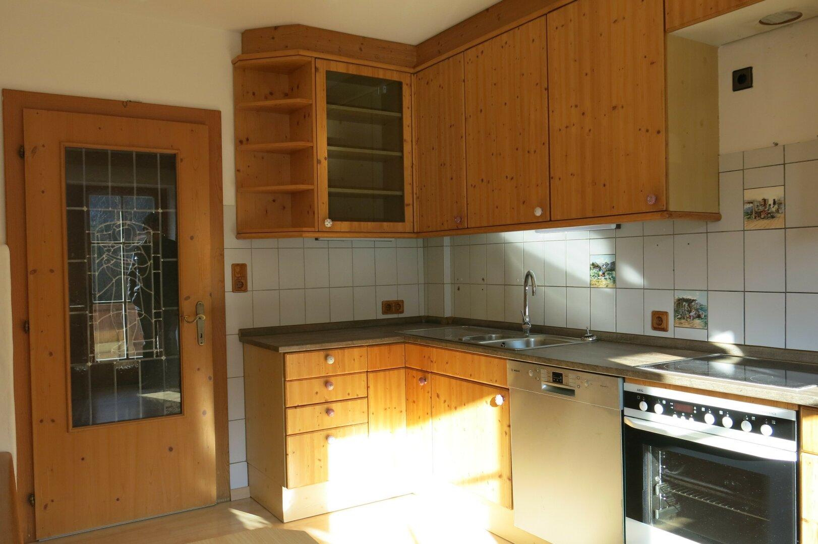 Mietwohnung/Büro Kufstein, Küche