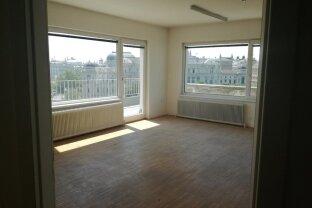 9, Kolingasse 100m² im Dachgeschossbüro +23,36m² Balkonfläche herrlicher Ausblick