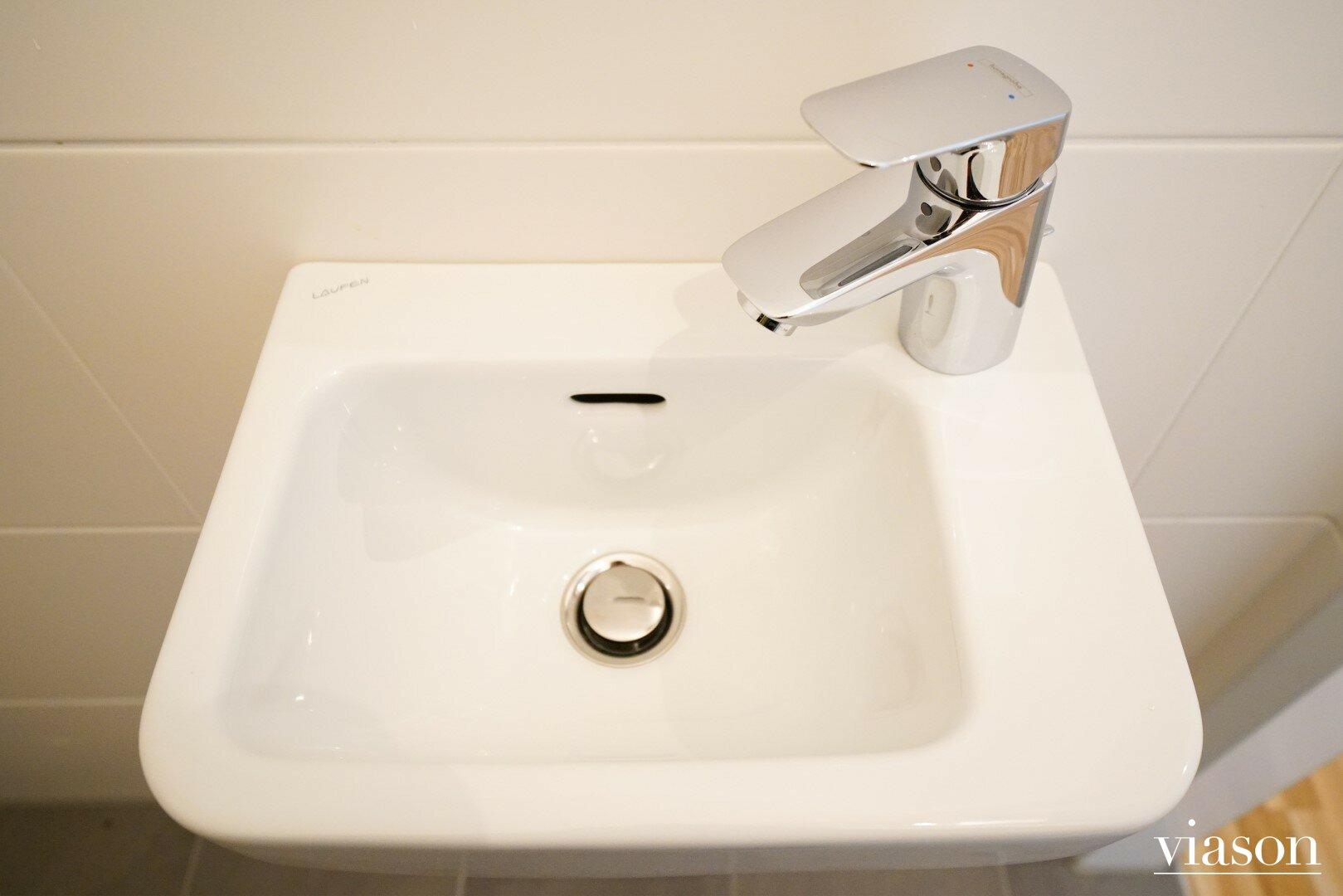 Handwaschbecken WC