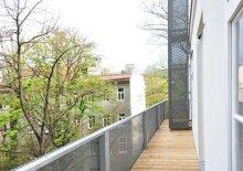 Stilvolle Wohnung mit Balkon