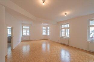 großzügige 2 Zimmer Wohnung nach Sanierung **unbefristete Miete** - Ungargasse 35!