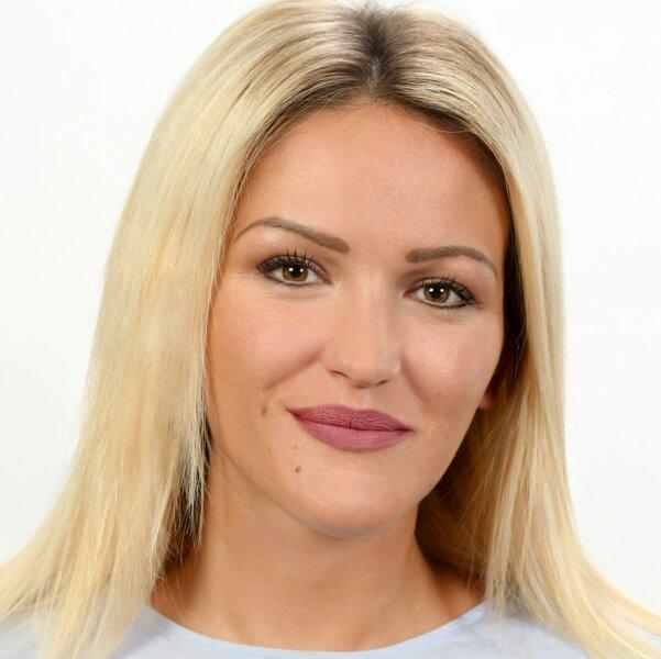 Ljubica Stojicic (Portraitfoto)