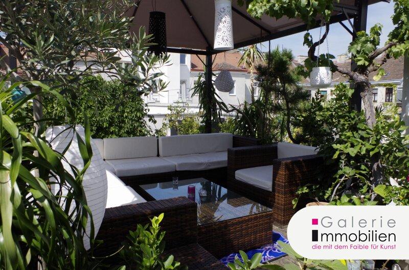 Traumhafte DG-Wohnung auf 1 Ebene mit 43m² Terrasse Objekt_29309