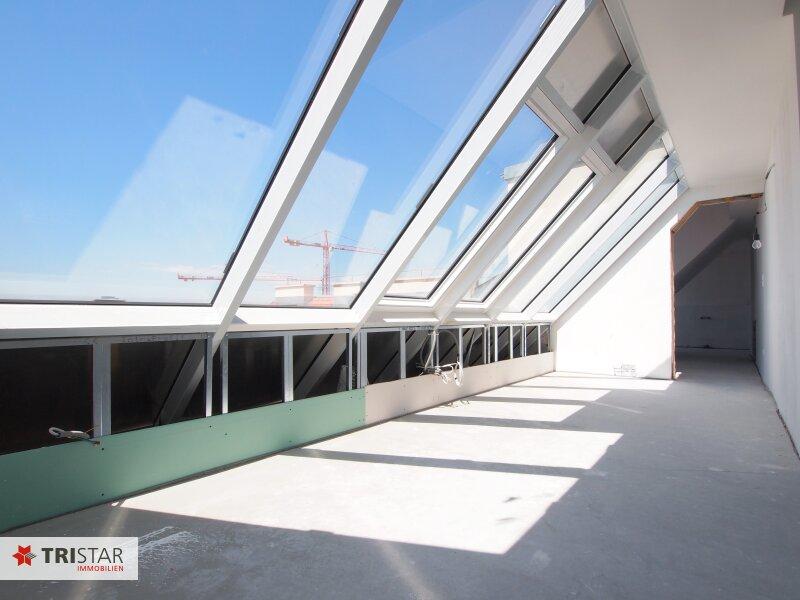 Hochwertig errichtete 3 Zimmer DG-Maisonette mit Wohnküche, Abstellraum, Wintergarten und Terrasse mit fantastischem Wienblick! /  / 1100Wien / Bild 7