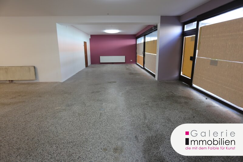 Geräumiges und branchenfreies Ladenlokal mit trockenem Kellerraum Objekt_33344
