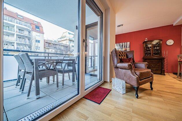 Foto von NEU! ++ Exklusiv! 3 Zimmer Neubauwohnung (2016-2017) mit BALKON und GARAGE in 1160 Wien, Hauszentralheizung, SOFORT BEZIEHBAR ++