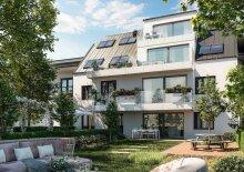 Gartenwohnung in Erstbezug - optimal für die erste eigene Wohnung