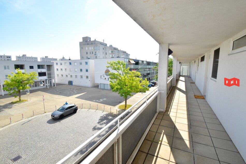 Südseitige 2 Zimmer Neubaumiete mit Südbalkon in ruhiger Lage Nähe U2 Donauspital