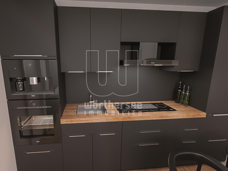 Beispielvisualisierung: Küche