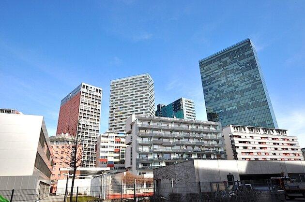Foto von NEU ++Mietwohnung am Wienerberg++Morgenkaffee genießen über den Dächern Wiens +++3-Zimmer Neubauwohnung mit großer Loggia++