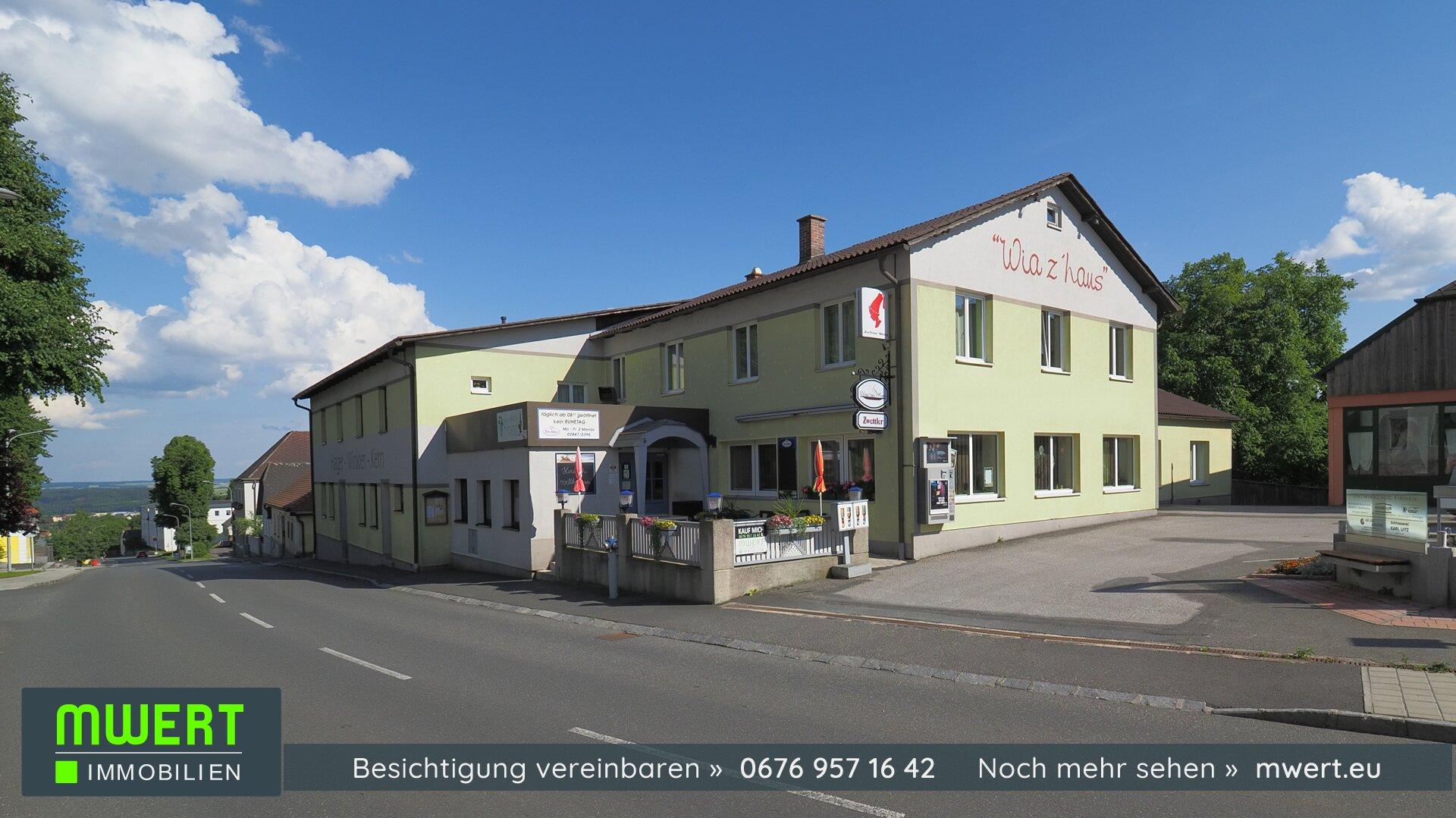 Haus im Waldviertel, Dietmanns