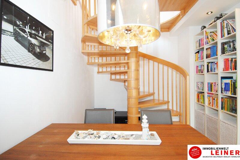 Schwechat - Beeindruckend Wohnen - Maisonette Penthouse Wohnung über den Dächern der Stadt Objekt_8955 Bild_816