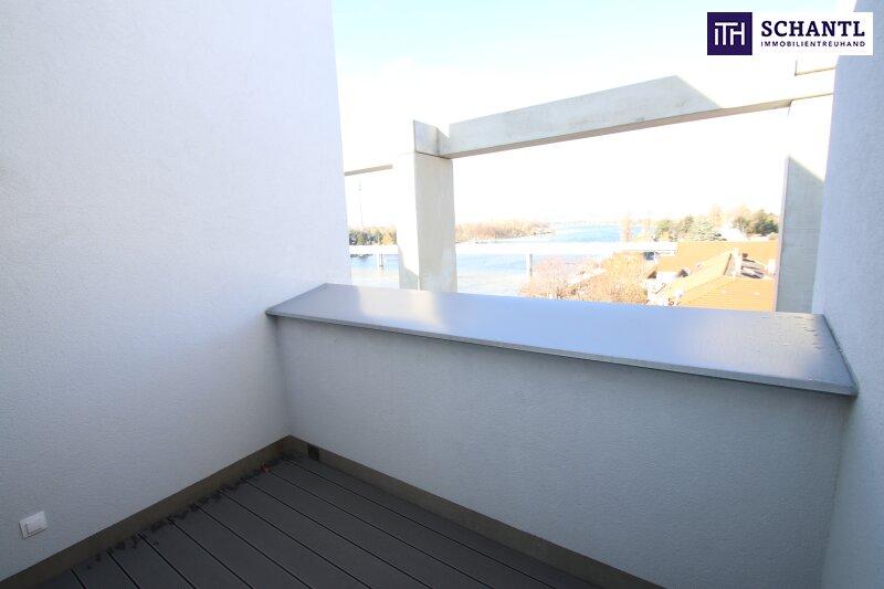 Zu Hause im Urlaub! Erstbezug im Dachgeschoss auf zwei Ebenen mit 4 Terrassen! Provisionsfrei!!! /  / 1220Wien / Bild 12
