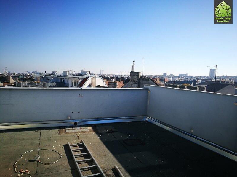 --Dachgeschoßwohnung --mit Terrasse /  / 1050Wien / Bild 3