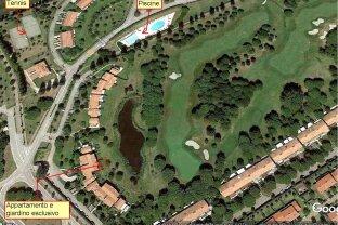 Möbiliertes Feriendomizil am Golfplatz