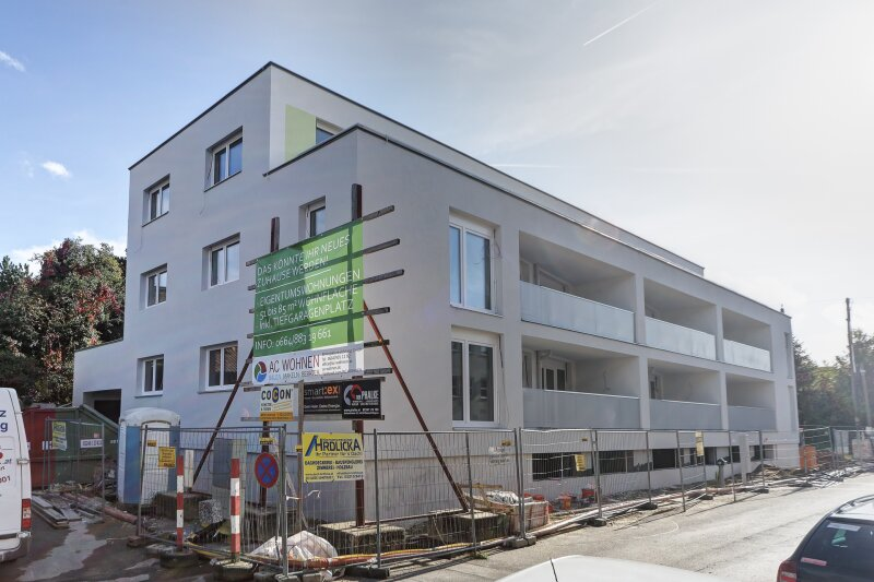 Ruhige Eigentumswohnung nahe Zentrum von Wolkersdorf - Top 4