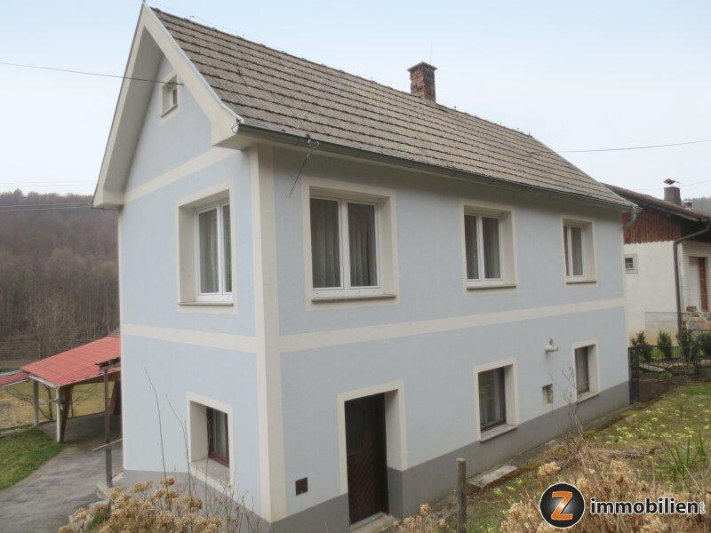 Haus in Ortsrandlage - eingebettet in die Hügellandschaft /  / 7442Nähe Lockenhaus / Bild 0