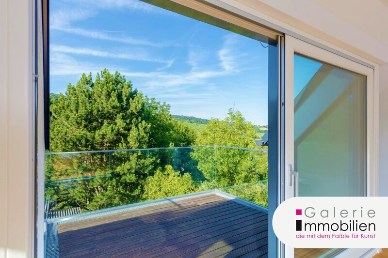 Traumhafte Terrassenwohnung mit phantastischem Ausblick in die Weinberge Objekt_31616 Bild_52