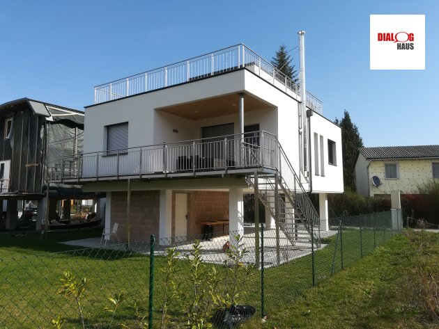 Moderne Architektur in einer besonderen Lage - Badesiedlung Altenberg