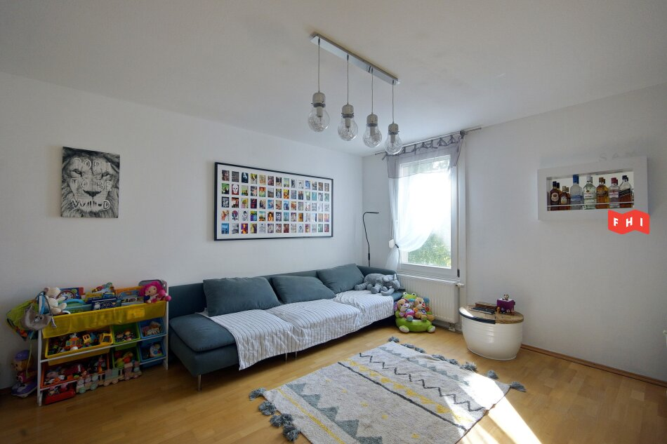 Familienwohnung in Grün / Ruhelage