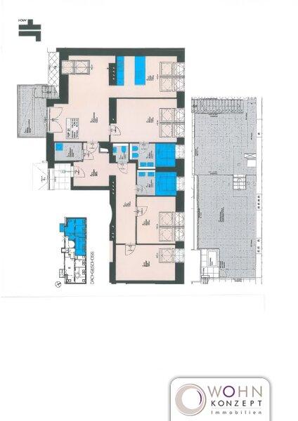 Moderner Dacherstbezug mit Terrasse + Dachterrasse in 1210 Wien /  / 1210Wien / Bild 8