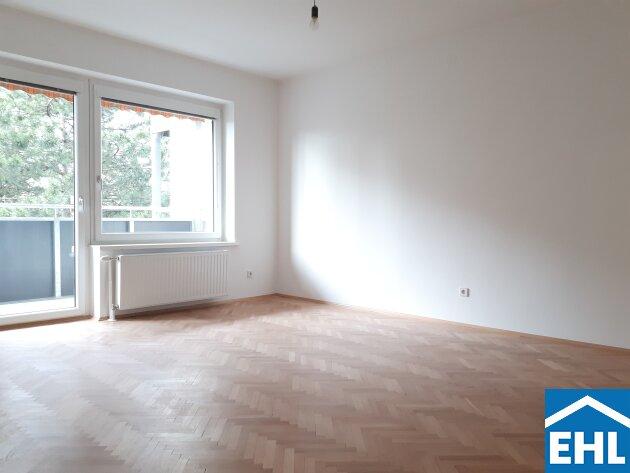 ERSTBEZUG nach Sanierung: Wohnkomfort in Grünruhelage nahe dem Hauptbahnhof