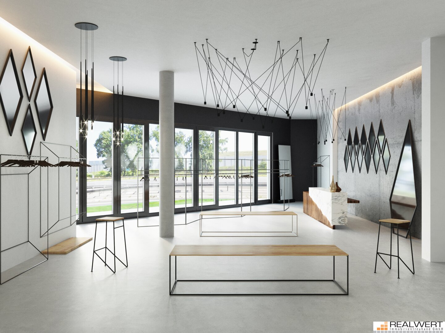 point PUCH - Showroom / Retail / Office