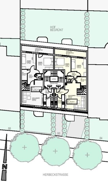 SELBST GESTALTEN? 4-Zimmer Dachgeschoßwohnung in bester Wohnlage /  / 1180Wien / Bild 10