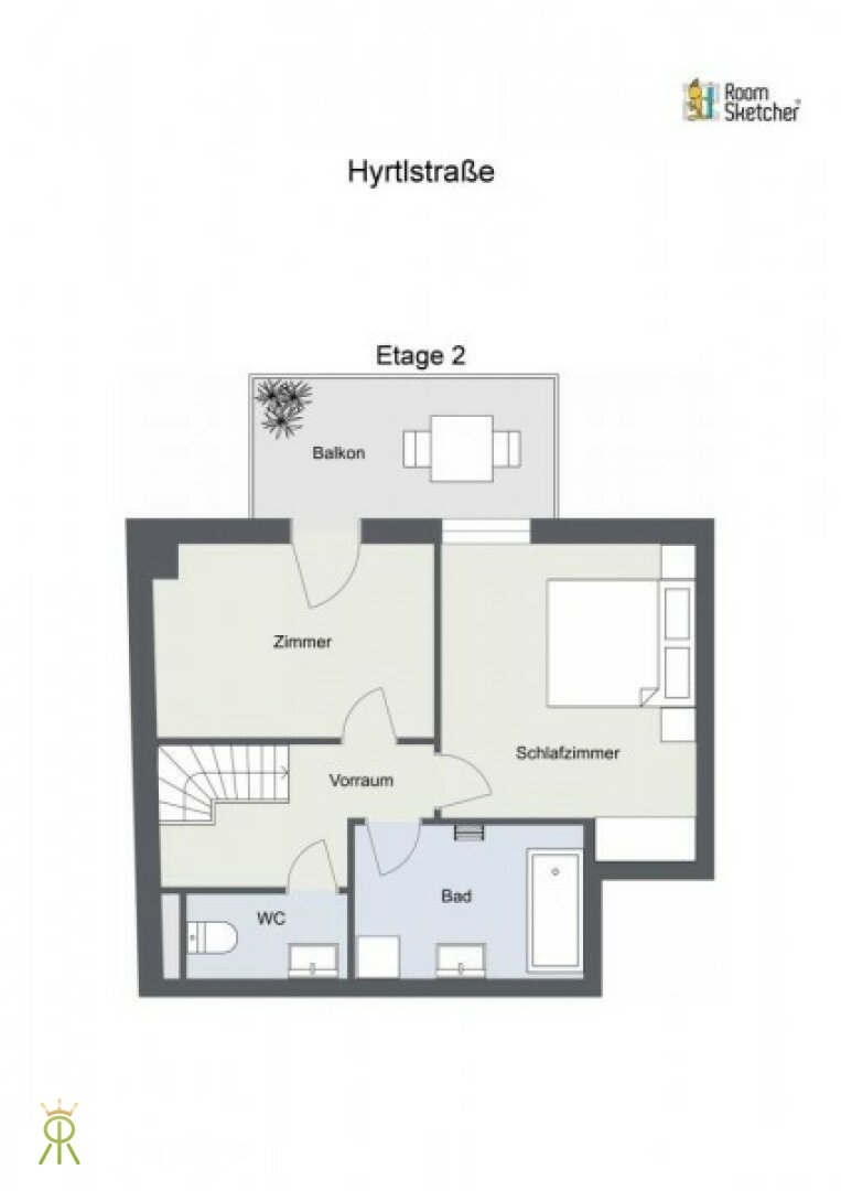 Floorplan letterhead - Hyrtlstraße - Etage 2 - 2D Floor Plan (1)_1.jpg