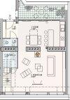 Erstbezug: Moderne 3 Zi. Terrassenwohnung in hochwertig ausgebauten Dachgeschoss