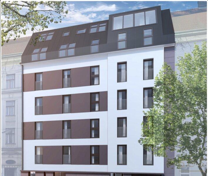 Hochwertige 68,08 m2 3-Zimmer Dachgeschosswohnung mit Balkon und Terrasse in 1160 Wien