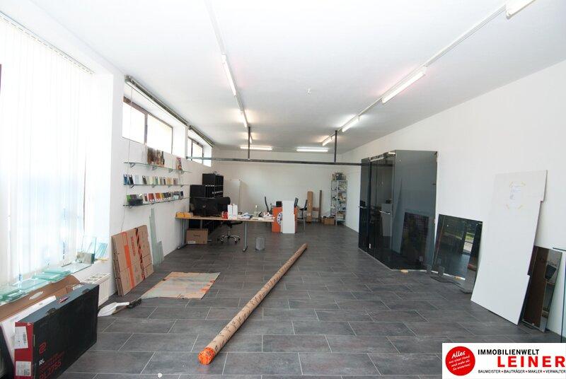 Bruck an der Leitha - Geschäftslokal inkl. Büro und Lagerraum Objekt_267