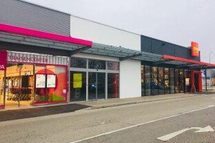Geschäftsfläche FMZ Traisencenter (direkt zwischen Bipa/Penny)