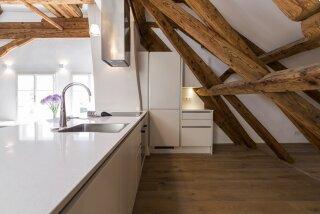 Exklusive Dachgeschoß-Maisonette - Photo 3