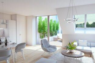 Altbau- Dachgeschosskombination mit Terrasse im Servitenviertel