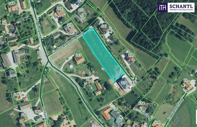 ITH #CHANCE! Reichlich Platz für Ihr Wohnprojekt! Grundstück in Südwesthanglage mit Fernblick auf die Koralm + Ruhelage /  / 0keine Angabe / Bild 6