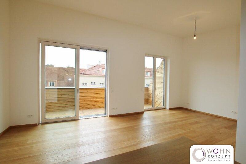 Moderne Dachgeschosswohnung mit Loggia /  / 1050Wien / Bild 4