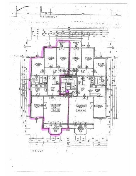 traumhafte, großzügige Wohnung mit großem Süd-Balkon im Cottageviertel unbefristet zu vermieten /  / 1190Wien / Bild 12
