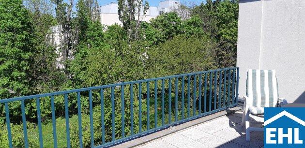 Terrassentraum mit Blick ins Grüne ohne vis-à-vis