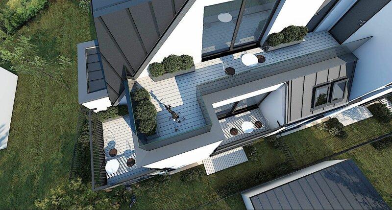 An der U1: Wohnheld mit Terrasse und Loggia