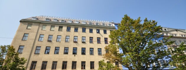 Foto von Hochwertige 2-Zimmer Altbauwohnung mit 3,50m Raumhöhe neben dem Donaukanal/Augarten