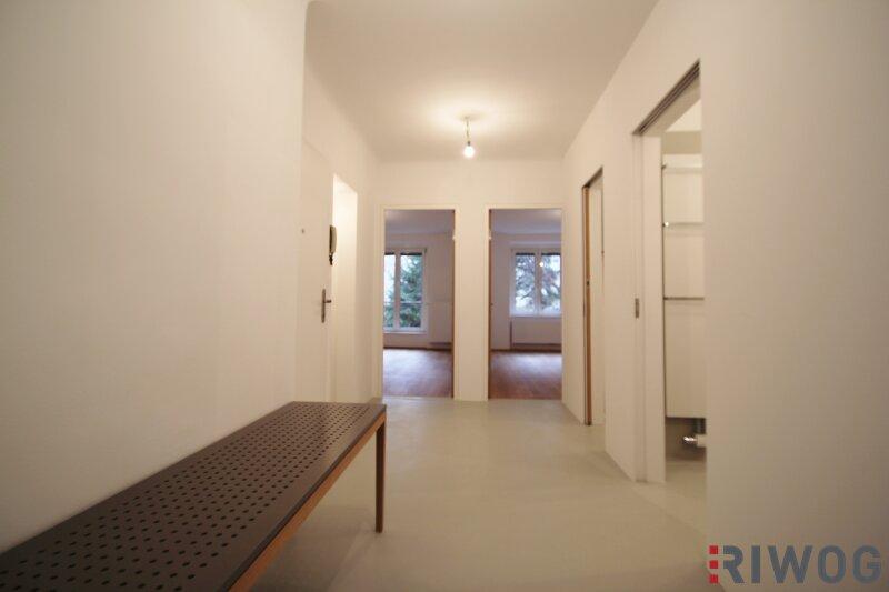 Komplett sanierte Neubauwohnung mit Blick in den begrünten Innenhof - WG-geeignet /  / 1050Wien / Bild 8