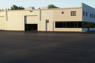 Repräsentatives Büro mit Halle an der A2 Autobahnanschlussstelle Traiskirchen