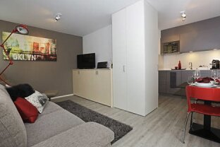 Traumhafte 3 Zimmerwohnung mit Balkon und Garage - Neubezug - PROVISIONSFREI !